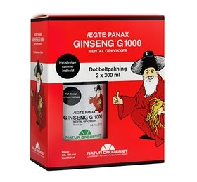 Image of   Ginseng G 1000 2x300 ml