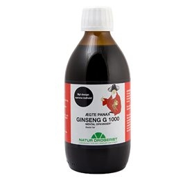 Image of   Ginseng G 1000 250 ml fra Naturdrogeriet