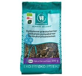 Græskarkerner økologisk 200gr fra Urtekram