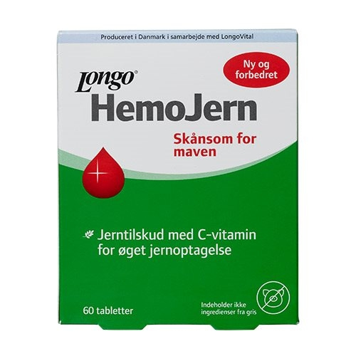 Image of Hemo Jern 60 tab