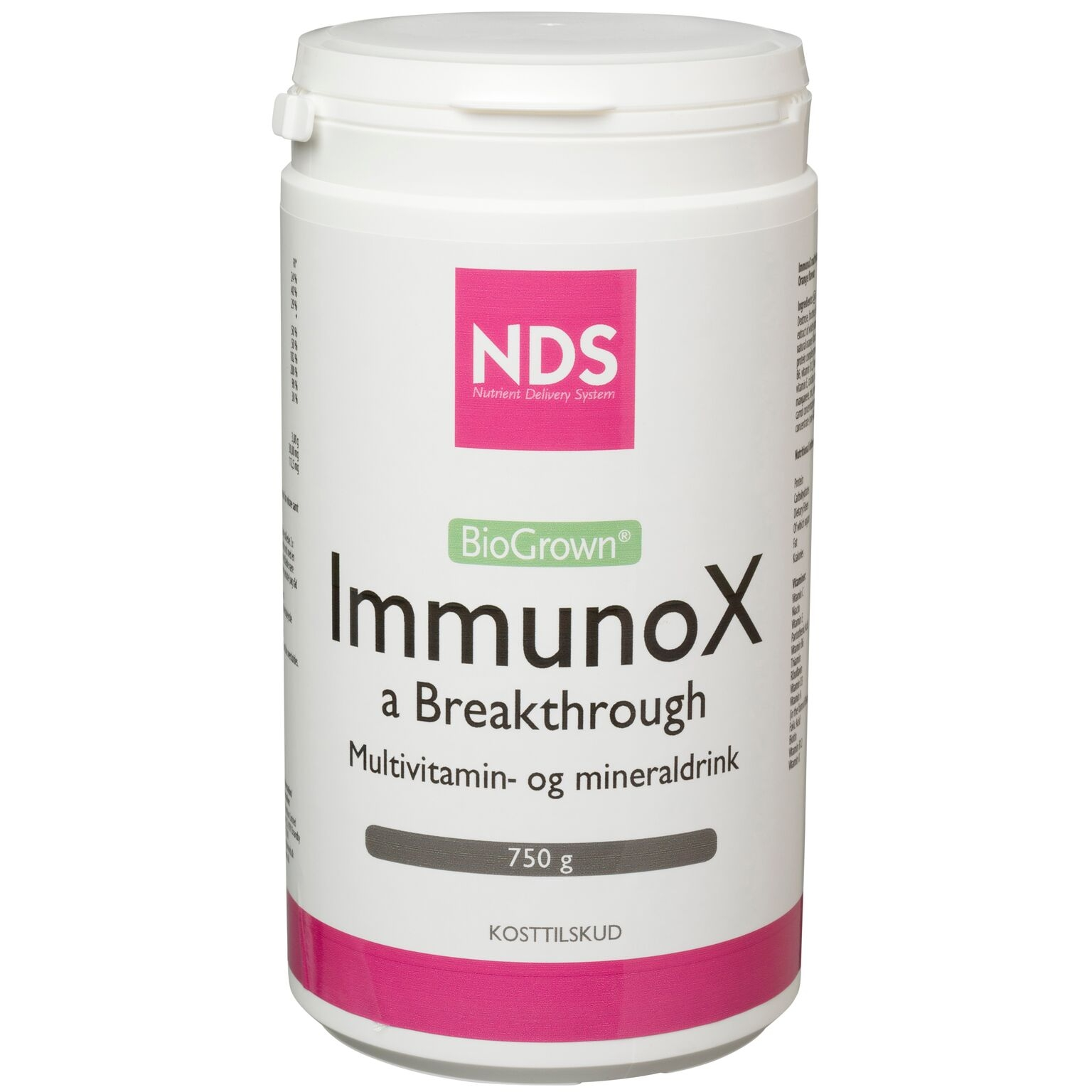 Image of NDS Breakthrough Immuno-Plex 750 gr