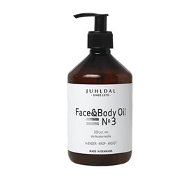 Juhldal Face & Body Oil 500l
