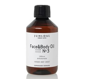 Image of   Juhldal Face & Body Oil 250 ml