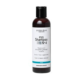 Image of   Juhldal PSO shampoo no. 4 (200ml)