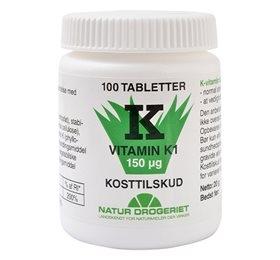 K - vitaminer
