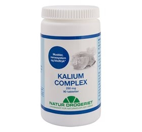 Image of   Kalium complex 250 mg 90 tab