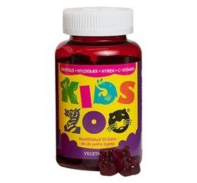 Kids Zoo propolis + c vitamin 60stk