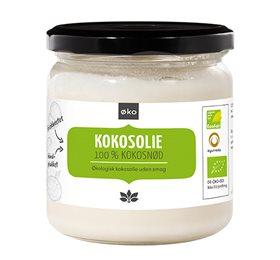 Billede af Kokosolie uden smag til stegning 300 g
