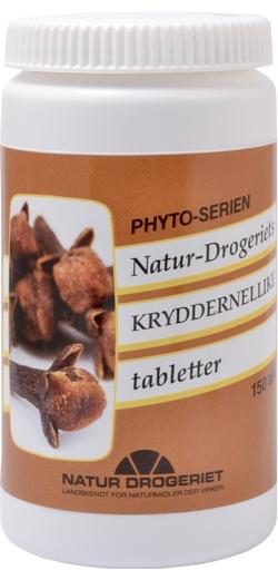 Kryddernellike 250 mg 150 tab fra Naturdrogeriet