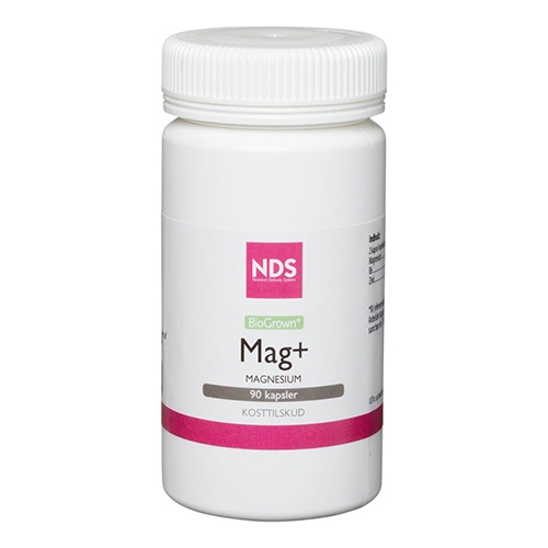 Image of   NDS Mag+ - magnesium tablet 90 tab