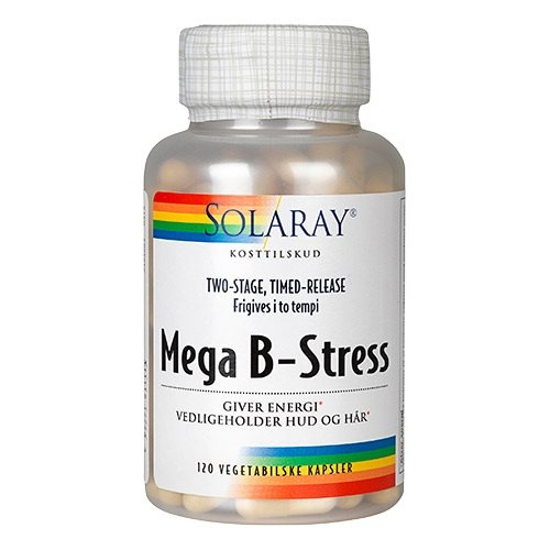 Image of   Mega B stress 120 kap