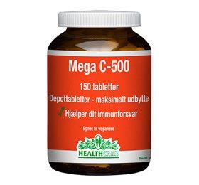 Mega C 500 mg 150 tab