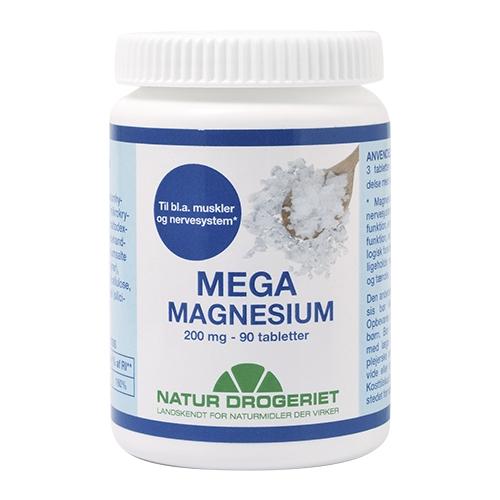 Natur-Drogeriet magnesium fra Helse Helse