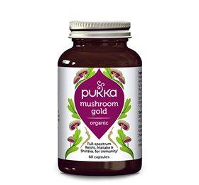 Mushroom Formula økologisk 60 tab fra Pukka