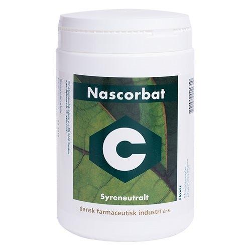 Nascorbat ( syreneut. C-vitamin ) 1000 gr