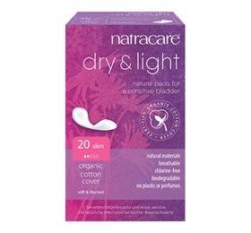 Image of Natracare Dry & Light (inkontinens) 20 stk