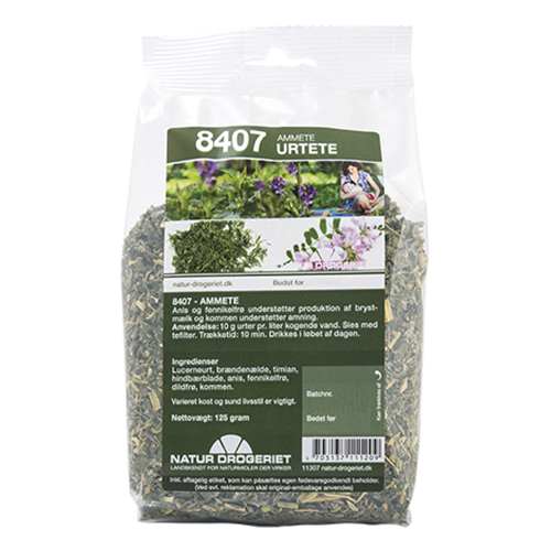 Image of 8407 Amme the 125 gr fra naturdrogeriet