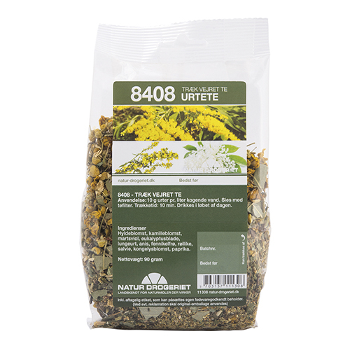 Image of   8408 Halsens ven The 90 gr fra Naturdrogeriet