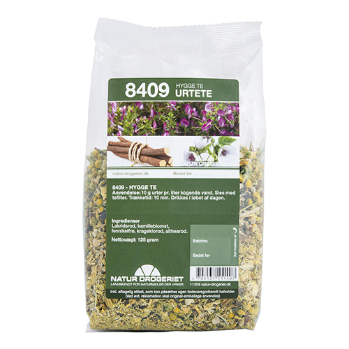 Image of   8409 The hygge 125gr fra Naturdrogeriet
