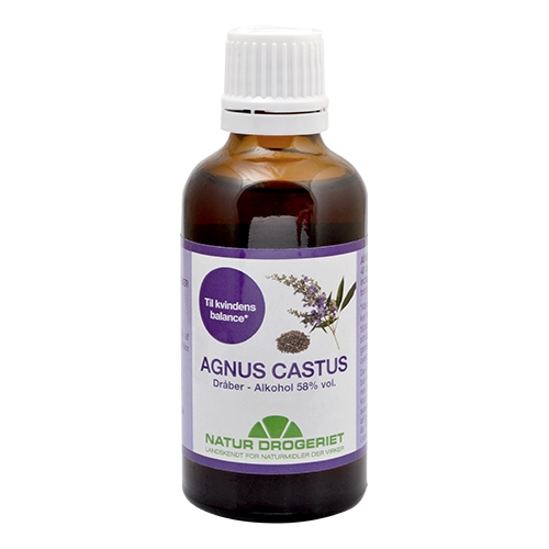 Image of Agnus castus dråber 50 ml