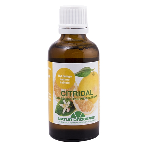 Image of   Bio Citridal dråber 50 ml fra Naturdrogeriet