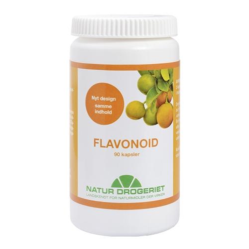 Image of   Flavonoid 90 kap fra Naturdrogeriet