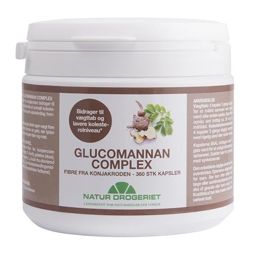Glucomannan Complex 360kap