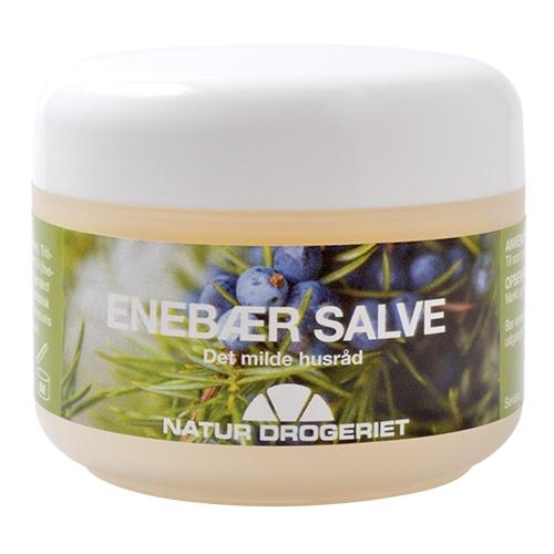 Billede af Natur-Drogeriet A/S, Enebærsalve mild parfumeret  40 ml