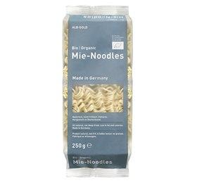 Nudler økologiske 250gr Biogan