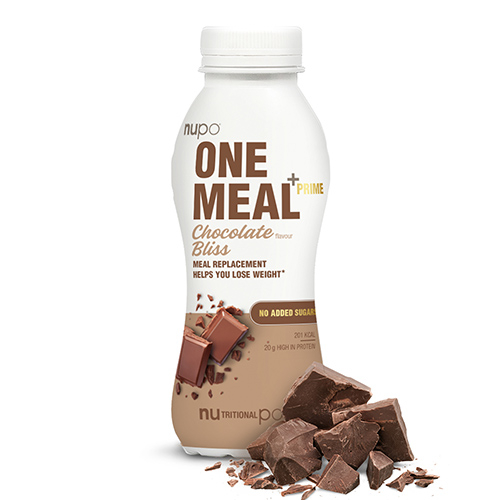 Nupo One Meal+ Prime Chocolate Bliss - 330 ml.