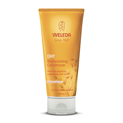 Image of   Oat replenishing conditioner 200ml Weleda