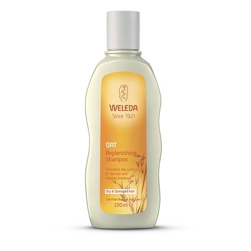 Oat replenishing shampoo 190ml Weleda