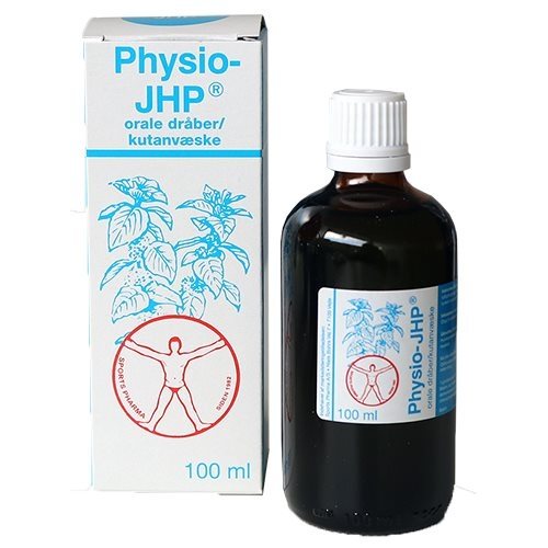 JHP olie 950 mg/gr 100ml fra Sports Pharma ApS