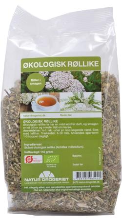 Røllike økologisk 110 gr fra Naturdrogeriet