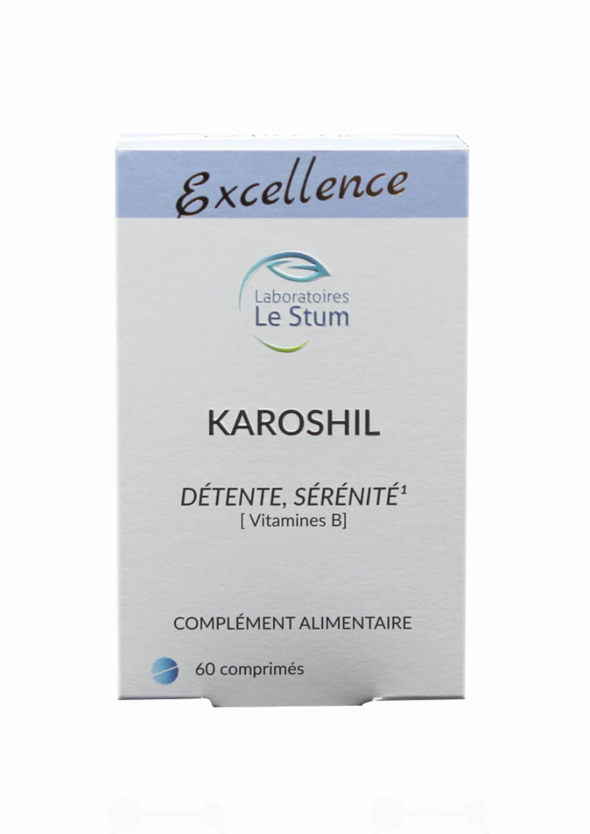 NDS Karoshil 60 tab fra Engholmgruppen
