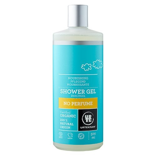Image of   Shower gel No perfume økologisk 500 ml fra Urtekram