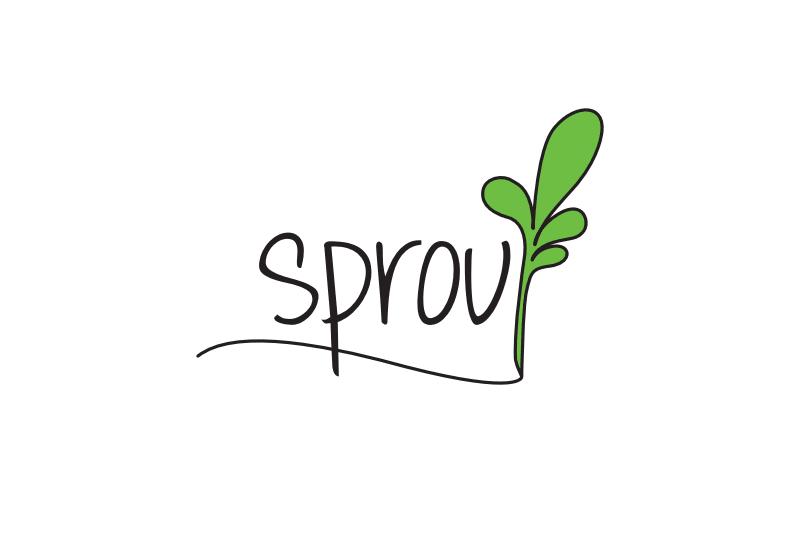 5 stk. Sprout Blyanter (Salvie)