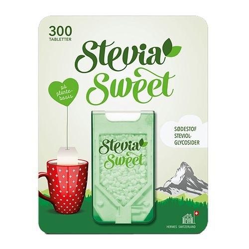 Image of SteviaSweet 300tab fra Hermesetas