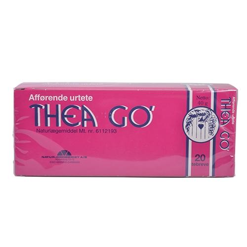 Image of   Thea Go te 20 breve