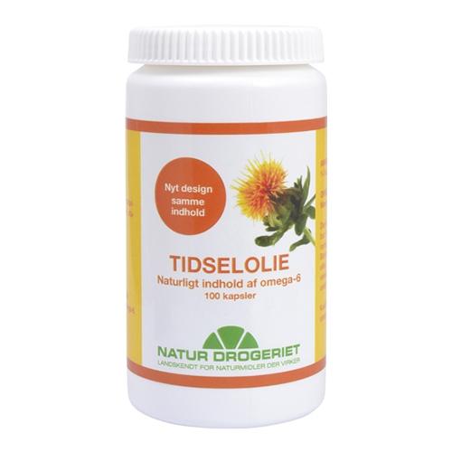 Image of Tidselolie 100 kap fra Natur Drogeriet