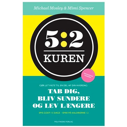 Image of   5:2 Kuren af Michael Mosley & Mimi Spencer
