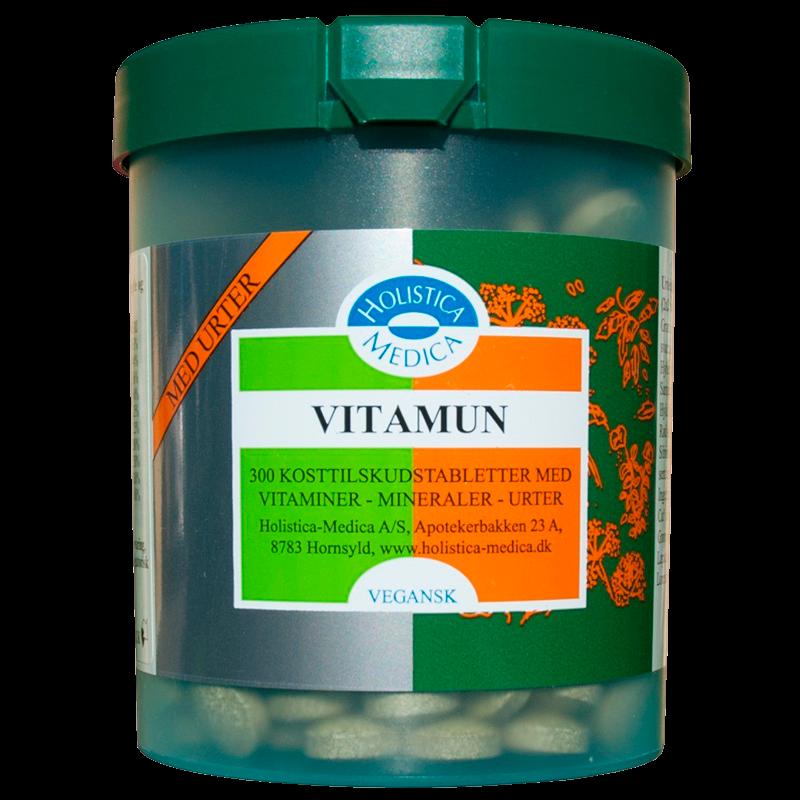 Vitamun 300 tab