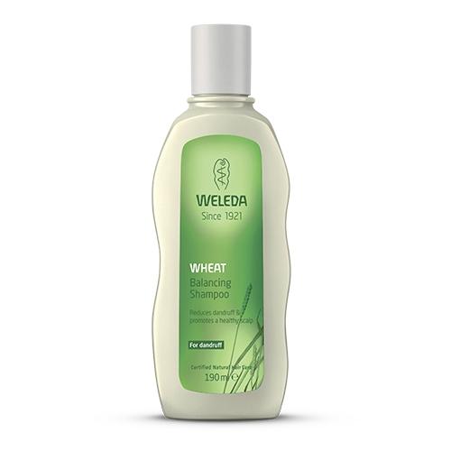 Wheat balancing shampoo 190ml Weleda